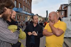 Trolleri på kulturnatten, 8 sep 2018