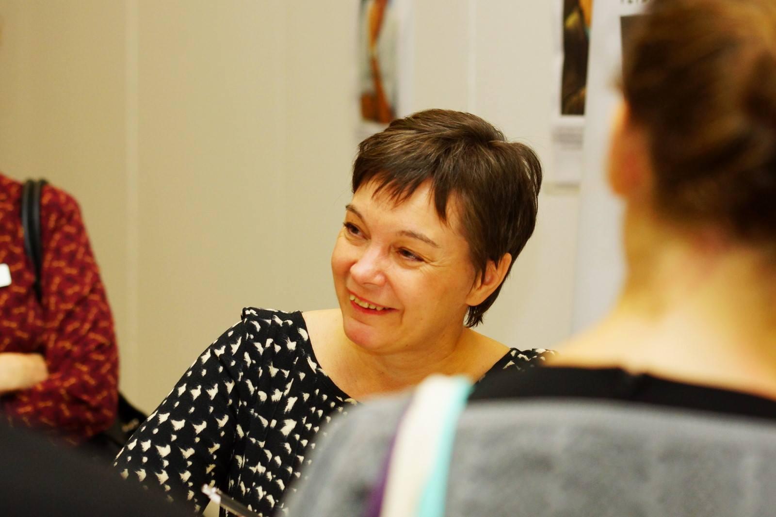 Lisa Förare Winbladh. Foto: Ulrik Fallström.
