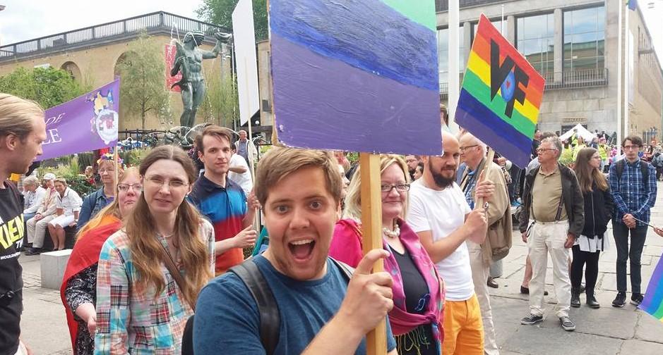 VoF + Humanisterna lämnar Götaplatsen
