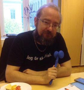 Peter Olausson, ordförande