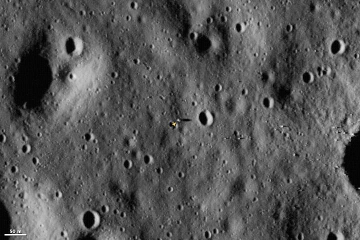 Apollo 11-flaggan