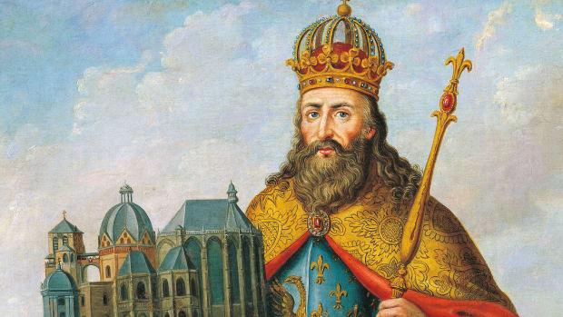 Karl den store, 748-814 - bara ett påhitt?