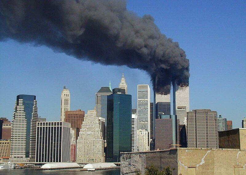 Attacken mot World Trade Center, 11 september 2001