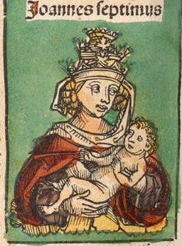 Påve Johanna