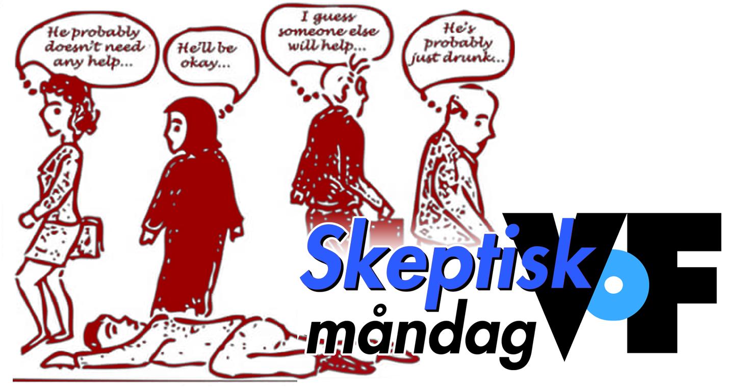 Åskådareffekten (the Bystander effect)