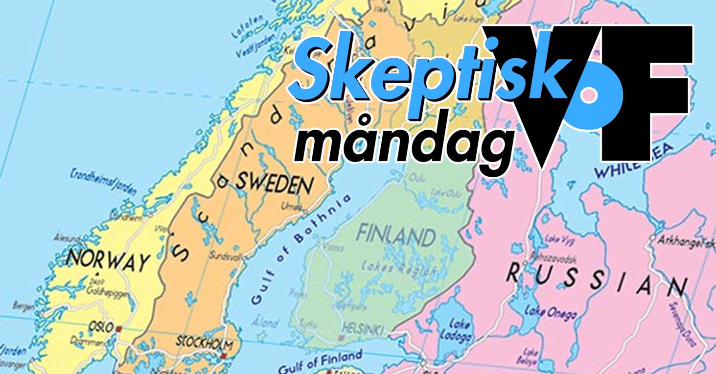 Finland finns inte
